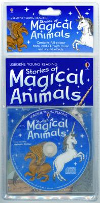 Stories of Magical Animals [With CD (Audio)] (Young Reading CD Packs) Carol Watson and Melinda Walker