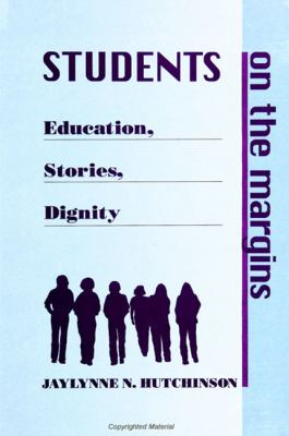 Students on the Margins 9780791441657