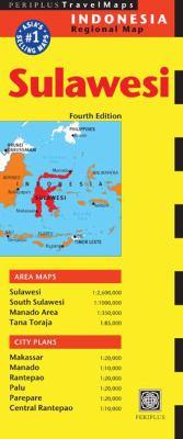 Sulawesi Indonesia Regional Map 9780794606077