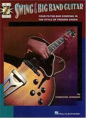 Swing and Big Band Guitar [With CD] 3187241