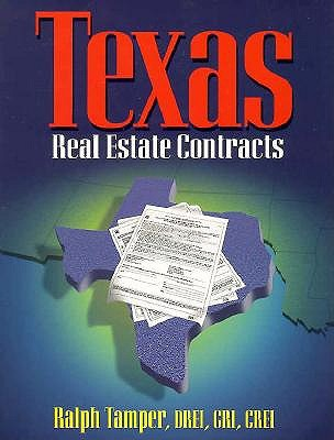 Texas Real Estate Contracts 9780793117635