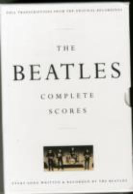 The Beatles - Complete Scores 9780793518326