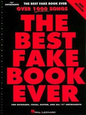 The Best Fake Book Ever 9780793500215