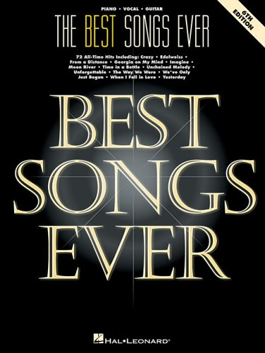 The Best Songs Ever 9780793504459