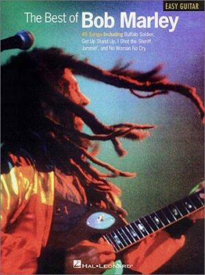 The Best of Bob Marley 9780793594122