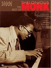 The Best of Thelonious Monk: Piano Transcriptions