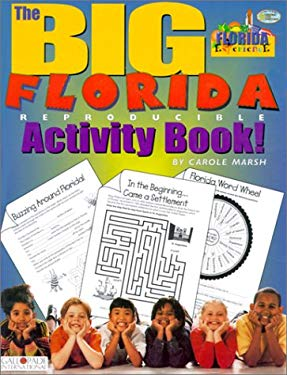 The Big Florida Activity Book! 9780793394586