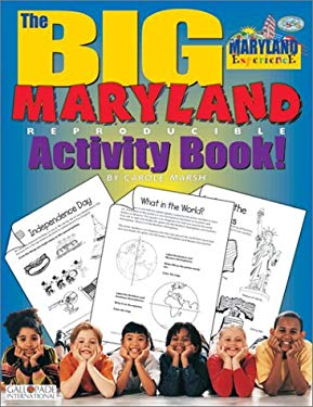 The Big Maryland Activity Book! 9780793396146