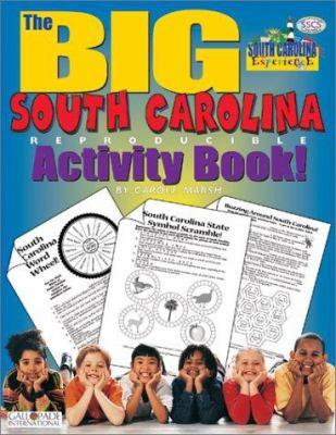 The Big South Carolina Activity Book! 9780793399550