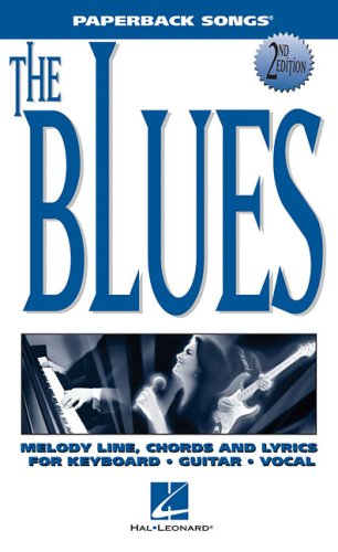 The Blues: Melody/Lyrics/Chords 9780793552597
