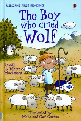 The Boy Who Cried Wolf 9780794519841