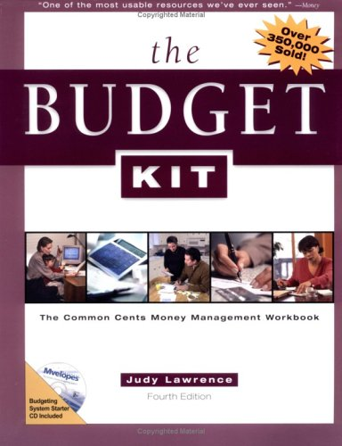 The Budget Kit: The Common Cents Money Management Workbook [With CDROM] 9780793187942
