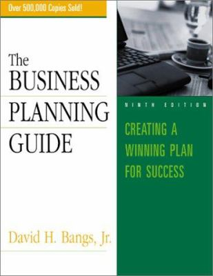 The Business Planning Guide 9780793154098