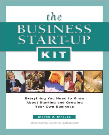 The Business Start-Up Kit 9780793160273