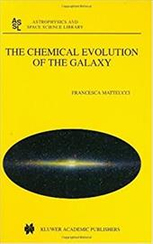 The Chemical Evolution of the Galaxy 3171197