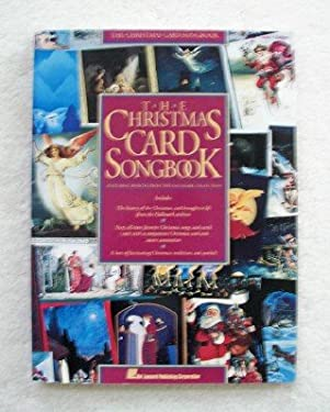 The Christmas Card Songbook: Featuring Designs from the Hallmark Collection 9780793503841