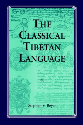 The Classical Tibetan Language 9780791411001