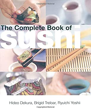 The Complete Book of Sushi 9780794603168