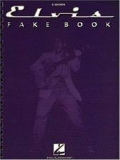 The Elvis Fake Book 3188131