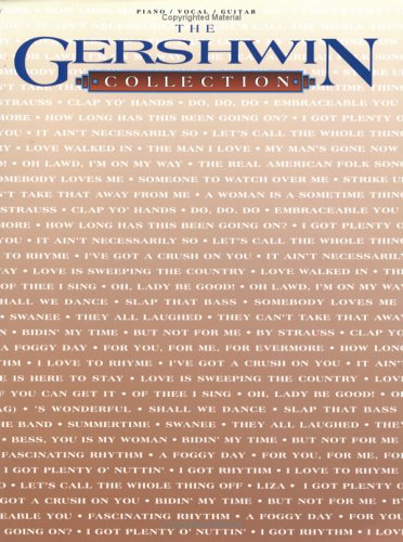 The Gershwin Collection 9780793513376