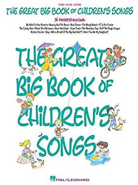 The Great Big Book of Children's Songs 9780793539185
