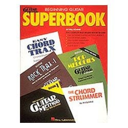 The Hal Leonard Beginning Guitar Superbook 9780793550302