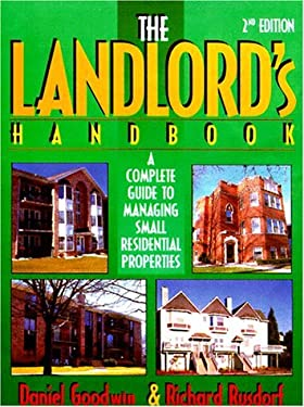 The Landlord's Handbook: A Complete Guide to Managing Small Residential Properties 9780793127320