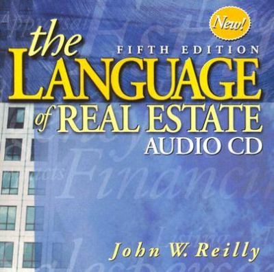 The Language of Real Estate Audio CDs 9780793152742