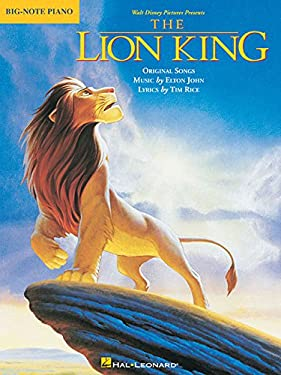 The Lion King 9780793534739