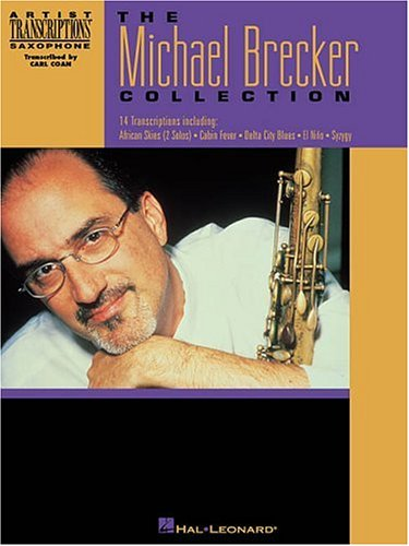 The Michael Brecker Collection: Tenor Saxophone 9780793597550