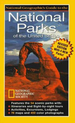 The National Parks of the United States 9780792270164