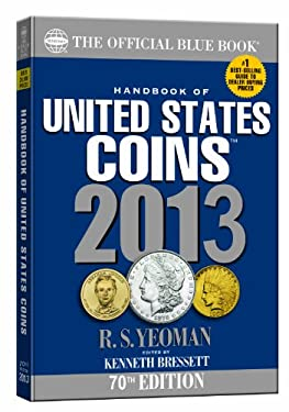 The Official Blue Book Handbook of United States Coins 9780794836832
