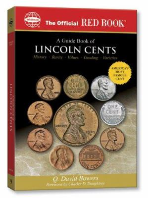 The Official Red Book: A Guide Book of Lincoln Cents 9780794822644