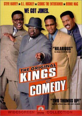 The Original Kings of Comedy 9780792171522