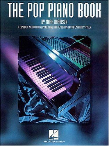 The Pop Piano Book 9780793598786
