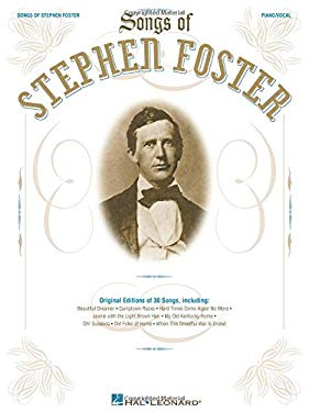 The Songs of Stephen Foster 9780793591220