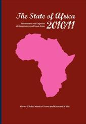 The State of Africa 2010/11. Parameters and Legacies of Governance and Issue Areas