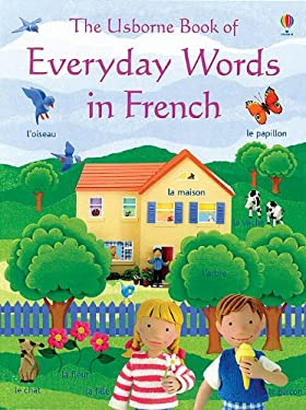 The Usborne Book of Everyday Words in French 9780794508821