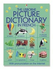 The Usborne Picture Dictionary in French 9780794503062
