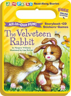 The Velveteen Rabbit: Storybook, CD and Activities 9780794419868