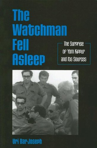 The Watchman Fell Asleep: The Surprise of Yom Kippur and Its Sources 9780791464823