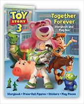 Toy Story 3: Together Forever Book and Play Box 3190955
