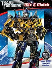 Transformers Dark of the Moon Mix & Match 11340770