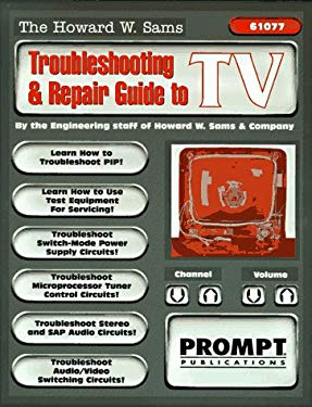 Troubleshooting & Repair Guide to TV 9780790610771