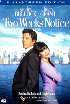 Two Weeks Notice 9780790772264