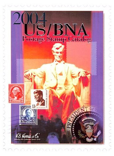U.S. BNA Stamp Catalog 9780794817213