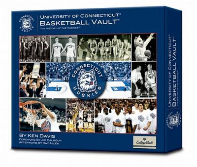 University of Connecticut Basketball Vault: The History of the Huskies 9780794828035