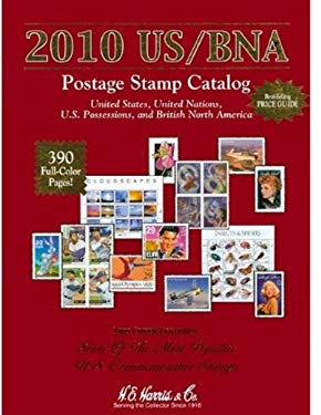 US/BNA Postage Stamp Catalog: United States, United Nations, U.S. Possessions, and British North America 9780794828684
