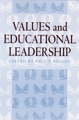 Values and Educational Leadership 9780791442920