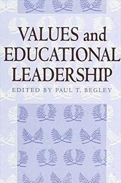 Values and Educational Leadership 9780791442913